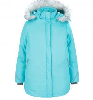Куртка , цвет: голубой Ursindo