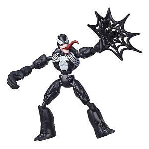 Игровая фигурка Marvel Spider-Man Bend and Flex Веном, 15 см Hasbro. Цвет: разноцветный