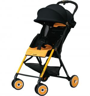 Прогулочная коляска  F2 Chrome, цвет: yellow Combi