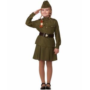 Карнавальный костюм  Солдатка Батик
