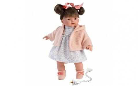 Кукла Рита 33 см со звуком Llorens