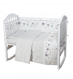 Комплект постельного белья  Ежик Baby Nice