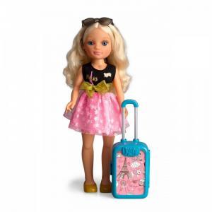 Кукла Нэнси путешествие в Париж Famosa