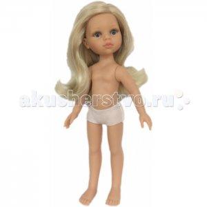 Кукла Клаудия б/о 32 см 14771 Paola Reina