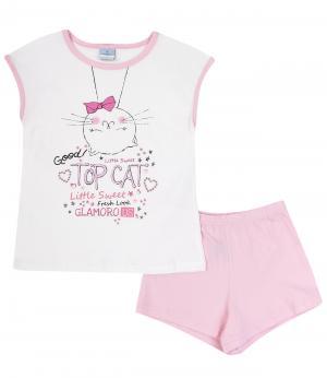 Пижама Маленький принц. Цвет: розовый