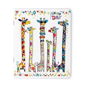 Тетрадь  Счастливый день, 48 листов, клетка, 5 шт Альт