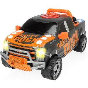 Машинка  Форд F-150 Party Rock Anthem, 29 см, свет и звук Dickie Toys