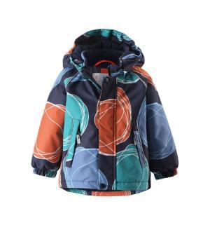 Куртка  Tec Kuusi, цвет: мультиколор Reima