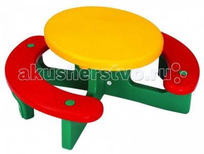 Столик с лавочками Пикник L-503 Lerado
