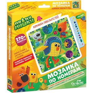 Мозаика по номерам  МиМиМишки, Команда победителей Origami