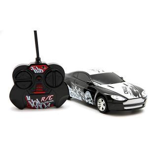 Машина на радиоуправлении  Автомобиль 1:24, черная Balbi. Цвет: разноцветный