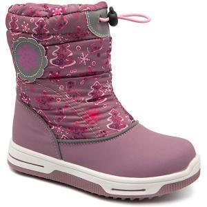 Дутики М+Д. Цвет: блекло-розовый