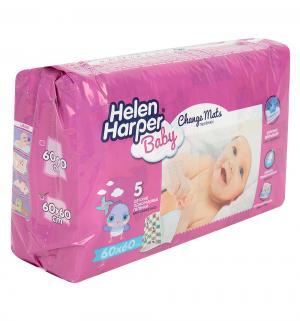 Детские пеленки  Baby (60 х 60) 60х60 см, 5 шт Helen Harper