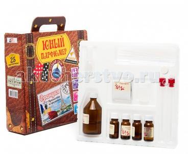 Набор Юный парфюмер: Путешествие по ароматам Франции Инновации для детей