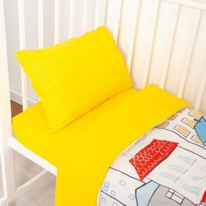 Постельное белье  My sweet home (3 предмета) Крошка Я