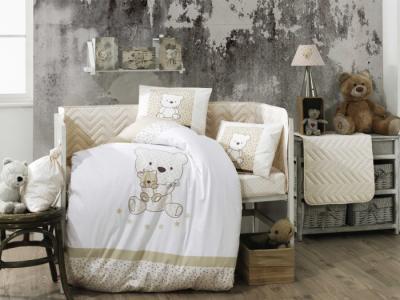 Постельное белье  Bonita 100х150 см (5 предметов) Hobby Home Collection