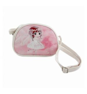 Сумка детская  Крошка-балерина Наша Игрушка. Цвет: розовый