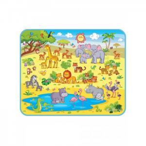 Игровой коврик  Сафари 160х130х0,5 см Mambobaby