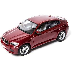 Машина BMW X6 M металл., 1:18, Bburago