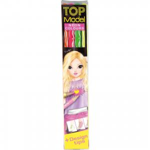 Набор цветных карандашей Neon, TOPModel Depesche
