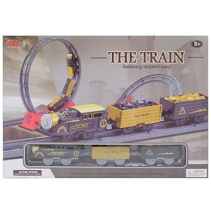 Наборы игрушечных железных дорог, локомотивы, вагоны HK Industries