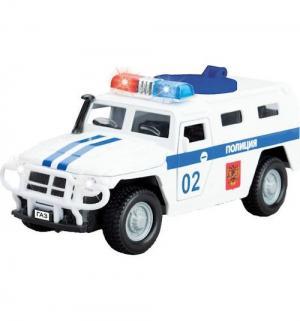 Машинка  ГАЗ Тигр Полиция Технопарк