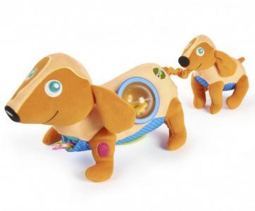 Развивающая игрушка  Собачка Oops