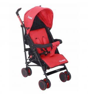 Прогулочная коляска  Discovery, цвет: красный Zlatek