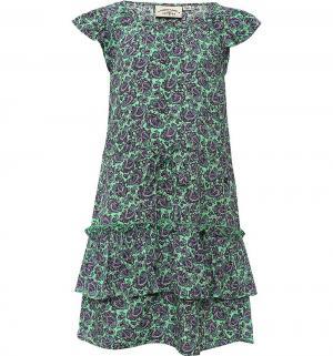 Платье , цвет: зеленый Finn Flare