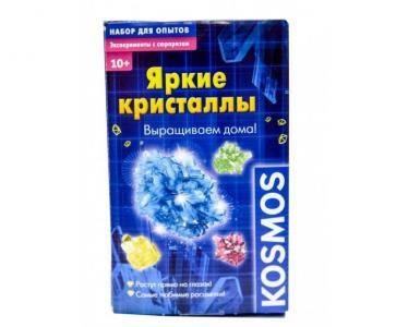 Набор Яркие кристаллы: Выращиваем дома Kosmos