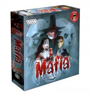 Настольная игра  Мафия Кровная месть Hobby World