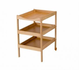 Пеленальный столик  Susie с 3-я полочками 52х82х87 см Combelle