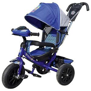 Трехколесный велосипед Next Щенячий патруль 12/10 Lexus Trike. Цвет: синий