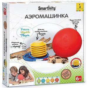 Сборная модель  Smartivity Аэромашинка, 120 деталей Росмэн. Цвет: бежевый