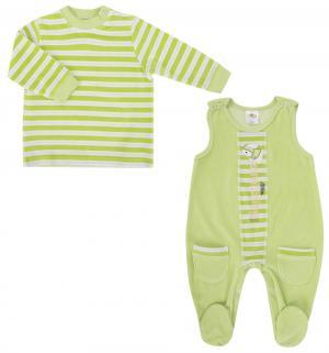 Комбинезон , цвет: зеленый Tiger baby & kids