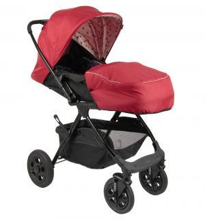 Прогулочная коляска  L-10, цвет: красный Corol