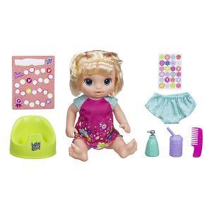 Интерактивная кукла Baby Alive Танцующая Малышка, блондинка Hasbro