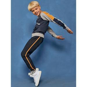 Спортивный костюм Juno. Цвет: серый