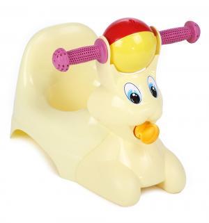 Горшок-игрушка Пластик-Центр Зайчик Plastic Centre
