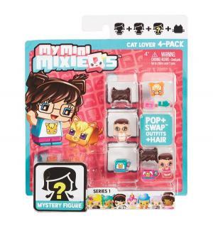 Игровой набор  Mystery Figure 3 фигурки My Mini MixieQs