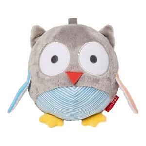 Развивающая игрушка  «Сова» Skip Hop. Цвет: серый