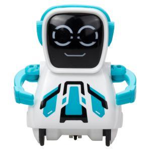 Интерактивный робот  Покибот цвет: синий Silverlit