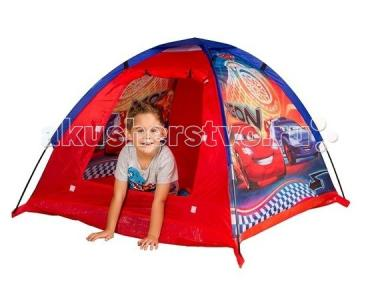 Палатка Тачки неон 120х120х87 см John