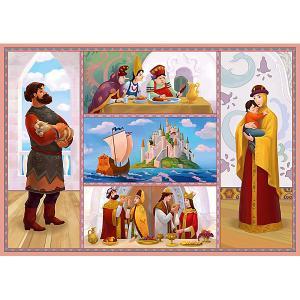 Пазл  Сказка о царе Салтане, 500 деталей Castorland