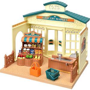 Набор Sylvanian Families Продуктовый магазин Epoch Traumwiesen