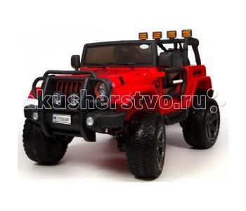 Электромобиль  Jeep Wrangler полный привод 4х4 Barty Wranglerполный