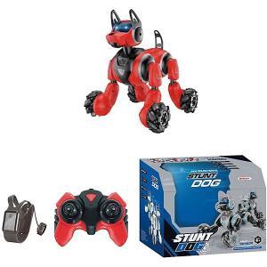 Робот-собака  Трюкач Zhorya. Цвет: красный