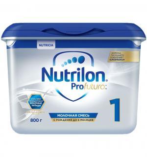 Молочная смесь  Profutura Superpremium 1 с рождения, 800 г Nutrilon