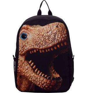 Рюкзак  Dino with 3D eye цвет: черный 30х16х43 см Mojo