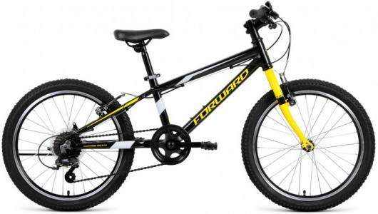Велосипед двухколесный  Rise 2.0 20 7 скоростей Forward